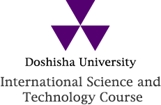 Doshisha University International Science and Technology Course